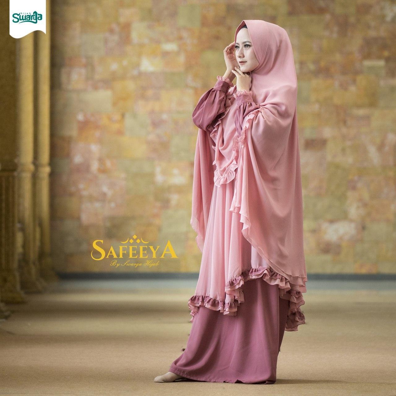 Swarga Hijab Safeeya Dress Ga Ring