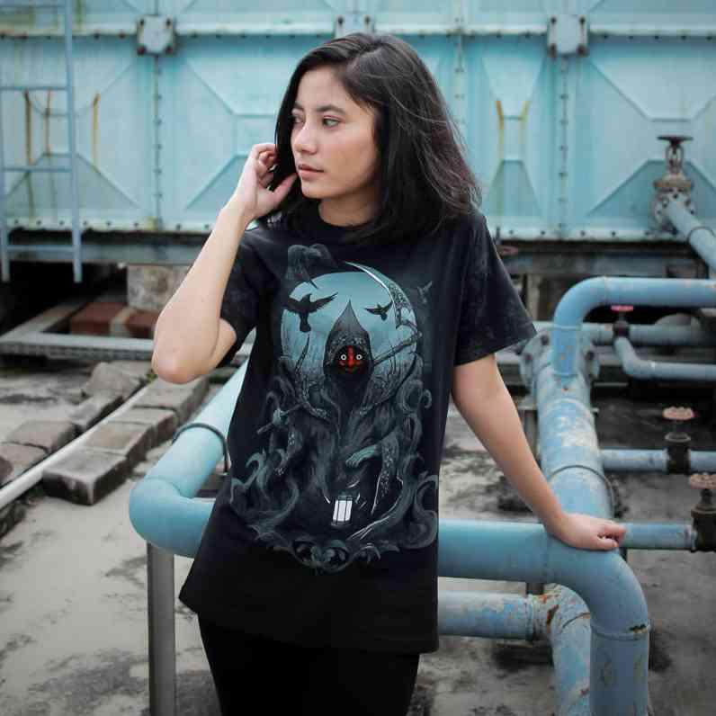 Kaos Distro Keren Budaya Indonesia Yamadipati