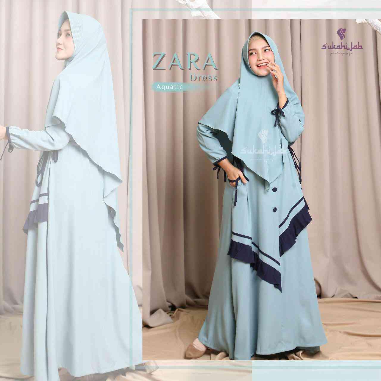 Zara Set by Sukahijab